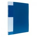 Папка файловая Berlingo Standard синяя, A4, на 40 файлов, MT2438