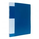 Папка файловая Berlingo Standard синяя, A4, на 60 файлов, MT2443