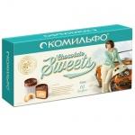 Конфеты Комильфо ореховое пралине с кешью, 116г
