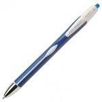 Ручка шариковая автоматическая Bic Atlantis Exact синяя, 0.3мм