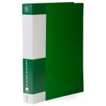 Папка на 2-х кольцах А4 Berlingo Standard зеленая, 40мм, ABp_24104