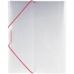Пластиковая папка на резинке Berlingo, матовый