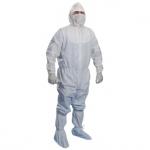Комбинезон для чистых помещений Kimberly-Clark Kimtech Pure A5, белый, S