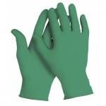 Перчатки лабораторные Kimberly-Clark Kimtech Science Nitrile 99851, нитриловые, S, зеленые