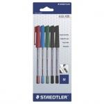 ����� ����� ��������� Staedtler Stick 430M, 0.5��, 5��/��