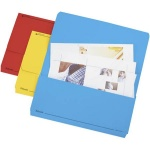 Карман для папки-органайзера Esselte Desk Free Maxi ассорти, картон, 15666