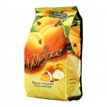 Конфеты Фруже, 380г, абрикос с миндалем в белом шоколаде