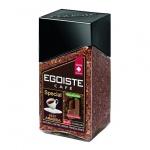 Кофе растворимый Egoiste Special 100г, стекло