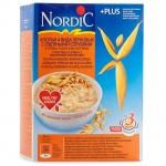 Хлопья Nordic 4 вида зерновых, 600г
