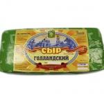 Сыр полутвердый Ровеньский 45% Голландский, кг