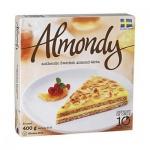 Замороженный торт Almondy миндальный, 400г