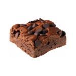Замороженный десерт Rioba Брауни шоколадный, 15шт х 58г