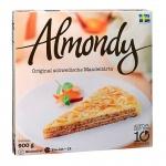Замороженный торт Almondy миндальный, 900г