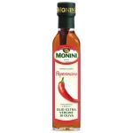 Масло оливковое Monini Extra Virgin нерафинированное, с красным перцем, 0.25л