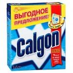 Средство для смягчения воды Calgon 1.6 кг, от накипи, порошок