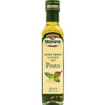 Масло оливковое Monini Extra Virgin нерафинированное, песто, 0.25л