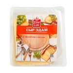 Сыр в нарезке Fine Life 40% Эдам, 150г