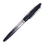 Ручка гелевая стираемая Pilot Frixion Pro черная, 0.35мм, с ластиком, BL-FRO7