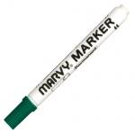 Маркер перманентный Marvy 482С зеленый, 1-3мм, скошенный наконечник