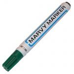 Маркер перманентный Marvy 400 зеленый, 1.5-3мм, круглый наконечник