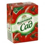 Сок Фруктовый Сад томат, 0.2л