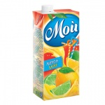 Нектар Мой, 0.95 л, лимон/лайм