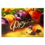 Конфеты Фруже, 190г, фрукты в шоколаде
