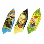 Конфеты Красный Октябрь ассорти Мишка косолапый/ Аленка/ Красная шапочка, 700г