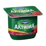 Йогурт Активиа, 2.9%, 150г, лесные ягоды