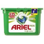 Капсулы для стирки Ariel Pods Color 15шт х 28.8г, автомат, горный родник