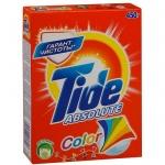 Стиральный порошок Tide Absolute 0.45кг, Color, автомат