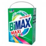 Стиральный порошок Bimax Compact 4кг, Color, автомат