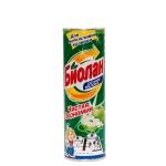 Чистящее средство Биолан 0.4кг, сочное яблоко, порошок