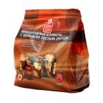 Конфеты Fine Life молочный шоколад с цельным лесным орехом, 250г