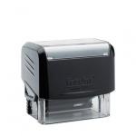 Оснастка для прямоугольной печати Trodat Printy 38х14мм, черная, 3911