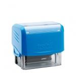 Оснастка для прямоугольной печати Trodat Printy 38х14мм, синяя, 3911