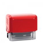 Оснастка для прямоугольной печати Trodat Printy 47х18мм, красная, 3912