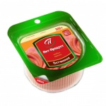 Колбаса Пит-Продукт Ветчинная вареная, 300г, нарезка