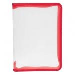 Пластиковая папка на молнии Erich Krause Zip Folder ассорти, A4, 4 шт/уп, 4565