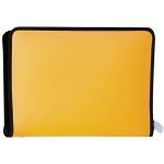 Пластиковая папка на молнии Erich Krause Neon ассорти, A4, 6 шт/уп, 31012