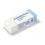 Ластик Staedtler Rasoplast Combi 526BT3003, 43х19х13мм, белый