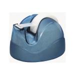 Диспенсер для клейкой ленты Scotch Дюна до 19мм, голубой