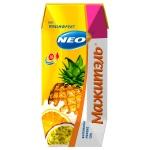 Молочносоковый напиток Мажитэль 0.5% мультифрукт, 250г
