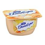 Продукт творожный Даниссимо крем-брюле, 130г, 5.5%