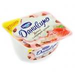 Продукт творожный Даниссимо малина и шоколад, 6.2%, 130г