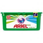 Капсулы для стирки Ariel Pods 30шт х 28.8г, автомат, ленор фреш
