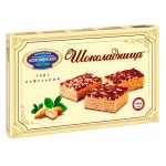 Торт Шоколадница вафельный с арахисом, 430г