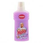 Средство для мытья пола и стен Mr Proper 750мл, лавандовое спокойствие, жидкость