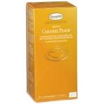 Чай Ronnefeldt Teavelope Caramel Peach, черный, 25 пакетиков