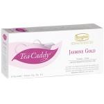 Чай Ronnefeldt Tea-Caddy Jasmine Gold, зеленый, 20 пакетиков для чайника